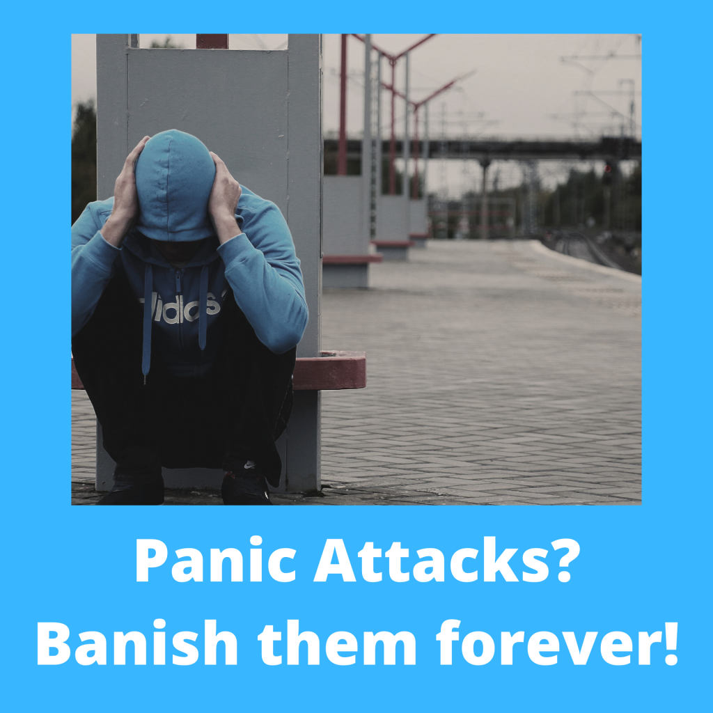 panic attacks and hypnotherapy